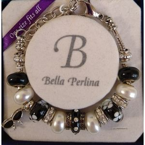 Bella Perlina Bracelet with Sunglasses Charm